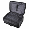 "AW® 1200D Oxford Makeup Train Case Cosmetic Organizer Storage Bag Soft 13"" 15"" Type 2: 15"""