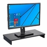 Bamboo Monitor Stand Riser Holder TV Laptop Computer Display Screen Home Office