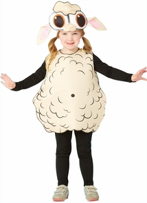 Big Eyed Sheep 3-4 Costume
