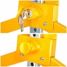Car Tire Wheel Lock 20 Holes Adjust Auto Truck Anti-Theft Security Towing Device