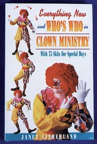 Clown Ministry Everything New Costume