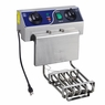Commercial Electric Deep Fryer French Fry Bar Restaurant Tank w/ Basket 10L