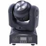DJ Club Disco KTV Party Bar RGB LED DMX512 Strobe Stage Light Moving Head Lights Type 5: Double Face 4x10W & 15W