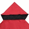 Gazebo Canopy Top Replacement Outdoor Garden Sunshade Cover Dual-tier One-tier 10'x10' Dual-tier, Red