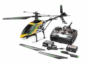 HB 4 Channel RC Helicopter Comes Ready To Fly *Hot*