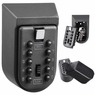 Home Office Car Portable Digit Key Lock Box Safe Security Storage Case Type 2