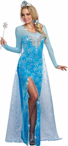 Ice Queen Medium Costume