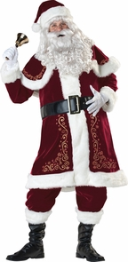 Jolly Ol' St Nick Xlarge 46-48 Costume