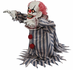 Jumping Clown Prop Costume
