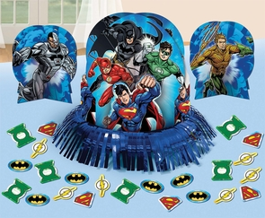 Justice League Table Dcor Costume