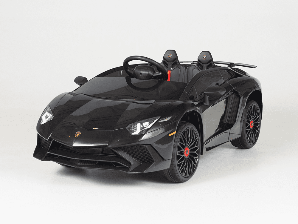 Magic Cars Lamborghini 2 Seater Kids Ride On Rc Aventador Car