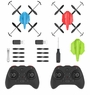 Laser Tag Combat Remote Control Helicopter Dron Battle Package