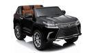 Lexus 2 Seater BIG Class LX 570 Ride On Car Magic Cars® SUV Truck W/TV Screen Bumper To Bumper Warranty And Custom License Plate
