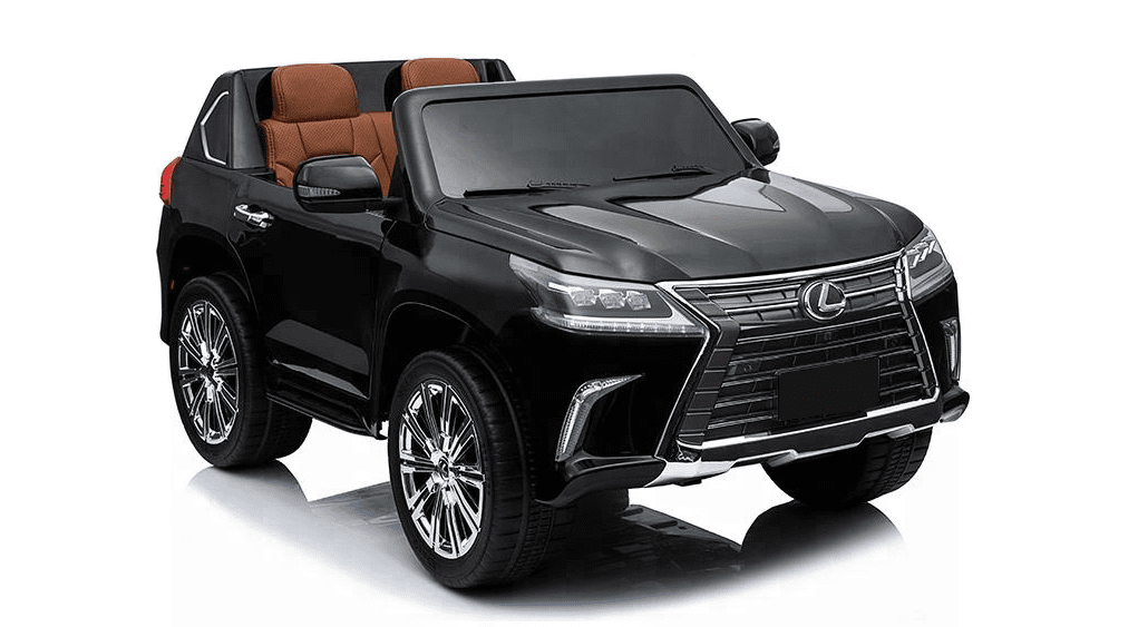 White Lexus Suv >> Magic Cars 2 Seater Big Class Lexus Ride On Car Suv Truck W Bumper