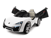 Lykan Style Hypersport 12 Volt Ride On Car Fast & Furious W/Magic Cars� Parental Control Exotic Sports Car