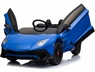 Magic Cars® Lamborghini 2 Seater Kids Ride On RC Aventador Car Roadster W/Opening Doors Leather Seat