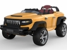 Magic Cars® 24 Volt Big Electric Truck Ride On Car SUV RC For Kids W/Computer