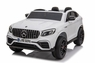 Magic Cars® BIG AMG Mercedes Benz 2 Seater Ride On Car With Parental Control For Kids SUV W/Leather Seat