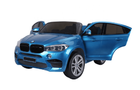 2 Seater Magic Cars® BMW X6 Ride On Car BIG CLASS SUV RC Electric Kid Car W/Leather Seat