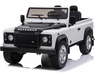 Magic Cars® 2 Seater Electric Ride On Car Remote Control (RC) Land Rover Defender Jeep Style Off-Road Series W/Rubber Tires