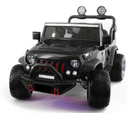 Magic Cars� 2 Seater BIG Class Ride On RC Jeep Style 12 Volt Kid's Car