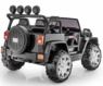 Magic Cars® 2 Seater Ride On Jeep Style Truck Mommy & Me 4X4 BIGGEST Class W/Leather Seat & Magic Cars® Parental Control