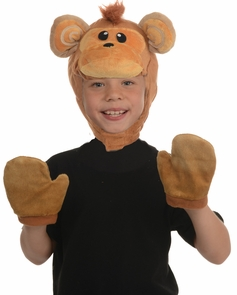 Monkey Animal Pack Costume