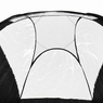 Pop Up Airbrush Sunless Spray Oxford Tanning Tent Booth Air Vent Black w/ Bag