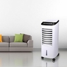 Portable Evaporative Air Cooler Fan Cooling Humidifier w/ Remote Control Tank 7L