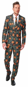 Pumpkin Suit Ad Small 34-36 Costume