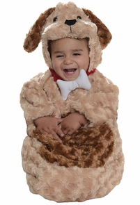 Puppy Bunting 0-6 Mo Costume