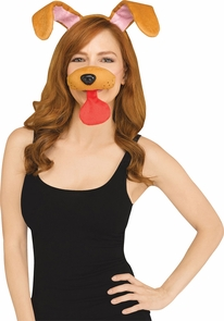 Puppy/selfie Character Kit Costume