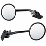 Quick Release Relocation Side Mirrors PAIR for Jeep Wrangler 97-06 TJ / 07-16 JK