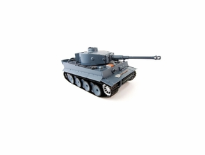 Remote Control German Panzer Tank W/Working Battle Cannon