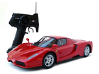 Big Ferrari Enzo Remote Control Car W/Lights