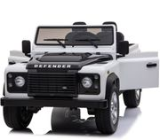 Magic Cars� 2 Seater Electric Ride On Car Remote Control (RC) Land Rover Defender Jeep Style Off-Road Series W/Rubber Tires