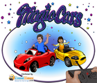 Magic Cars® Ride On Cars For Children W/Remote Control-Free 1 Year Warranty