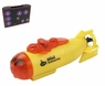 Remote Control Yellow Submarine W/Lights & Diving Functions