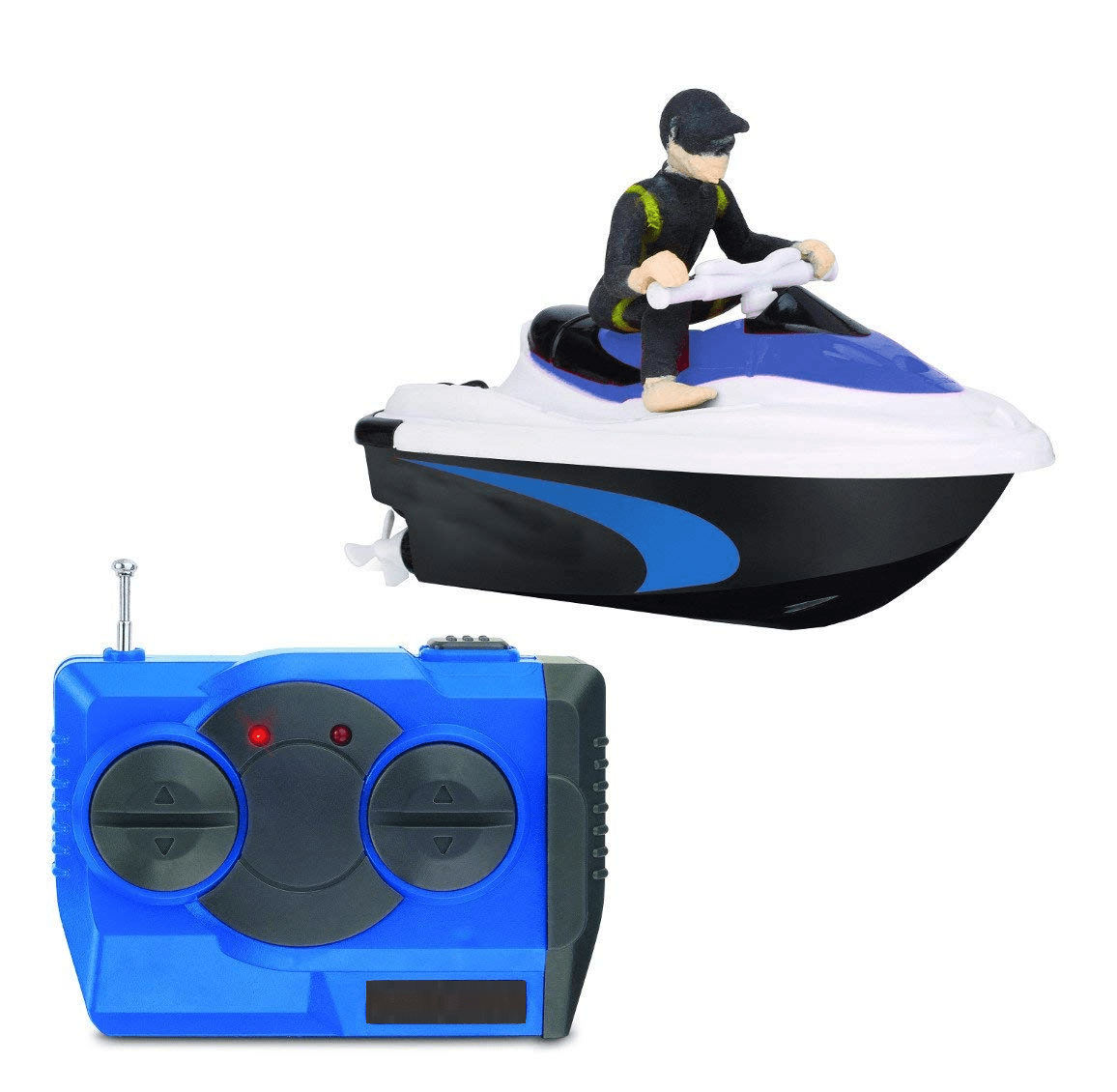 Remote Controlled (RC) Jet Ski Mini Electric Waverunner Toy Boats