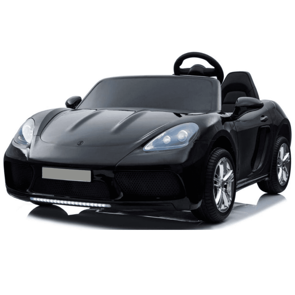 Magic Cars Porsche Style 2 Seater Gest Cl Ages 1 99 Electric Ride On Remote Control Car W Stereo For Kids To S
