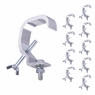 Stage Light Hook Aluminum Alloy Par LED Moving Head Clamp Mount 44lbs 66lbs Opt. 10pcs Small