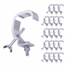 Stage Light Hook Aluminum Alloy Par LED Moving Head Clamp Mount 44lbs 66lbs Opt. 20pcs Small