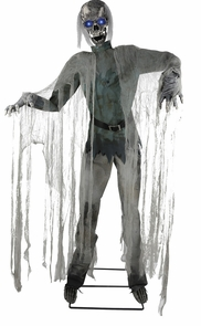 Twitching Ghoul 72 In Prop Costume