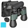 Wide Angle 10x50mm Zoom Binoculars Telescope Phone Adapter Mount Kit with Bag