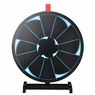 """WinSpin® 18"""" Tabletop Cool Editable Prize Wheel Fortune Spinning Game Mall Party"""