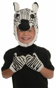 Zebra Animal Pack Costume