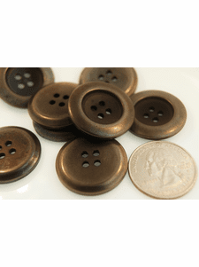 shank buttons 15mm Buttons Silver Buttons 2b2087 Metal Finish Round Buttons