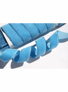 Blue Heaven French Ribbon by the Yard 16mm