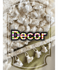 Decorative Drapery Trim