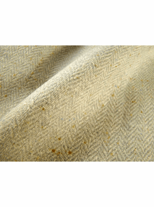 Ficelle Herringbone Suiting Fabric #3F-590